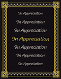In Appreciation Gift Packet